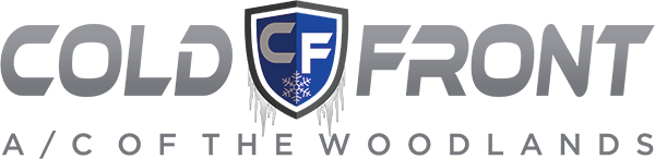 Cold Front A/C of The Woodlands Logo
